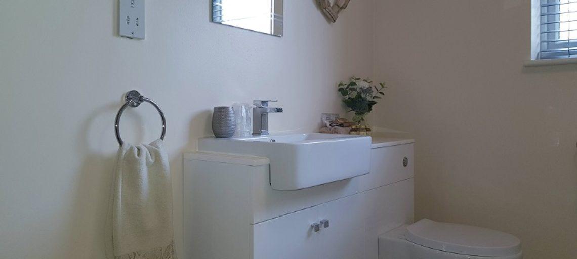 Kingfisher Bathroom
